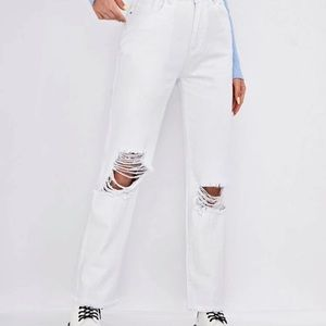 Straight leg jeans! Never worn